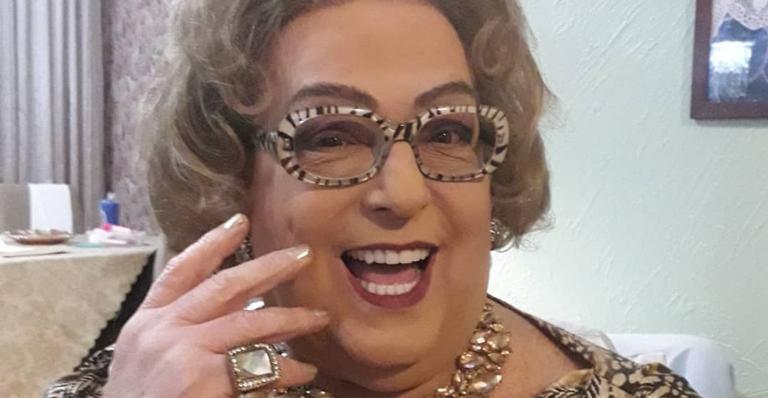 Mamma Bruschetta acaba relacionamento com modelo 47 anos mais novo