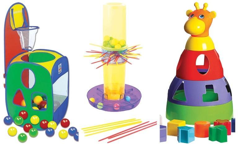 Confira brinquedos com descontos incríveis na Cyber Monday
