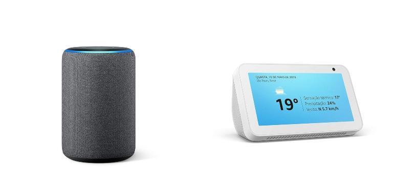 Aproveite as interações com os dispositivos Echo e entre no futuro