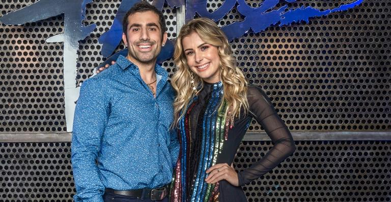 Kaysar Dadour desmente rumores de que está se relacionando com Mayara Araújo