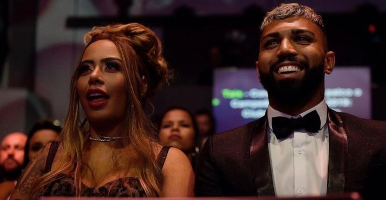 Colunista afirma que Rafaella Santos e Gabigol terminaram namoro