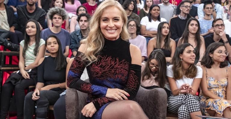 Angélica fala do novo programa e revela trauma no 'Altas Horas'