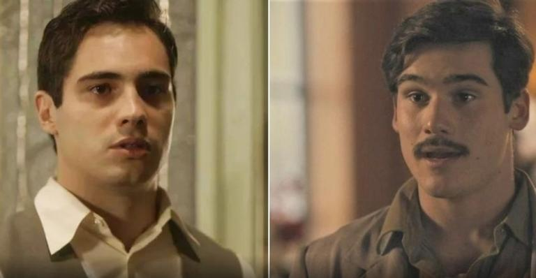 Carlos e Danilo brigam e fazem a mãe surtar em 'Éramos Seis'
