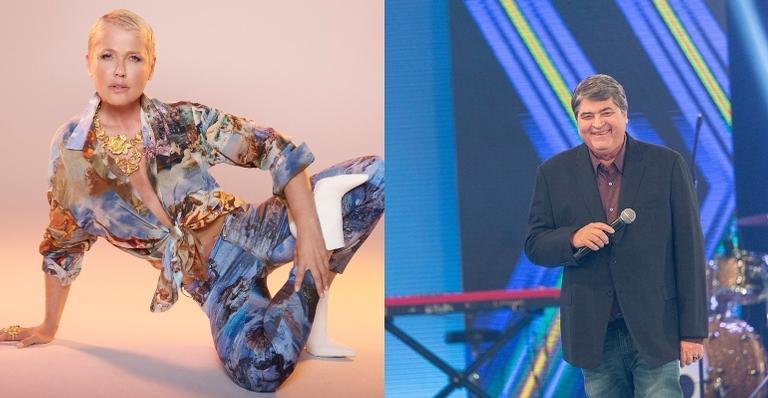 Datena realiza pagamento por cadeiras de roda em encerramento de processo movido por Xuxa
