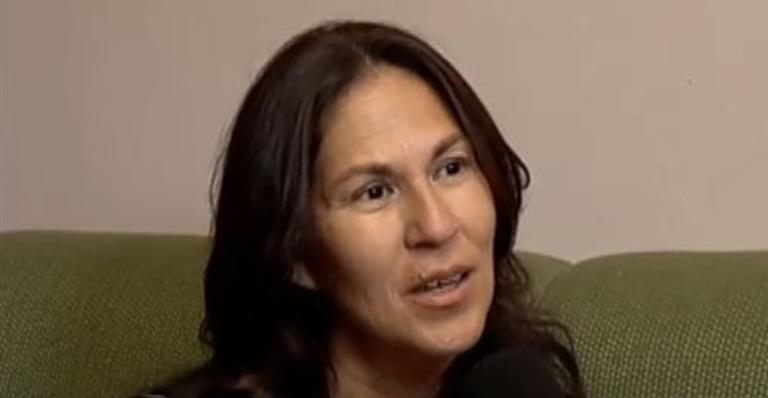 A mãe de Eliza Samudio, Sônia Moura