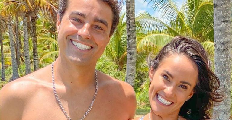 Ricardo Pereira posa ao lado da família e web se surpreende: ''Que genética''