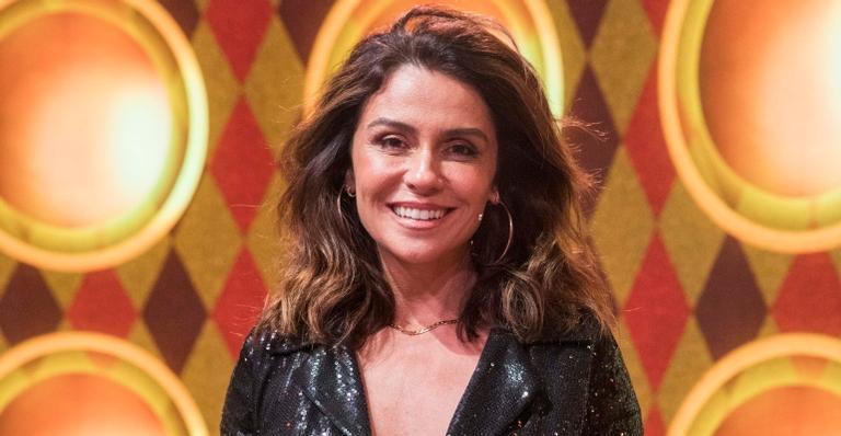 Giovanna Antonelli compartilha cliques e mostra criação de sua nova personagem