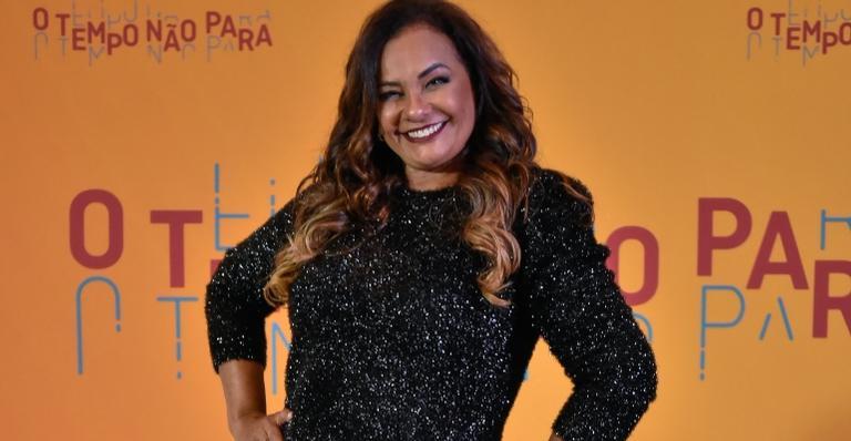 Solange Couto fez sucesso com sua personagem na novela 'O Tempo Não Para'