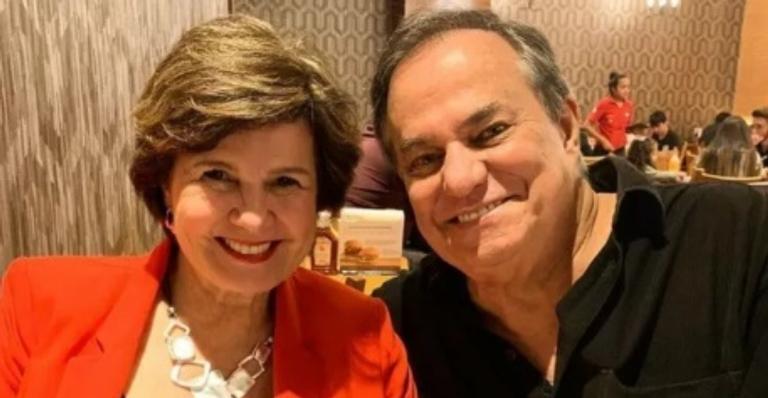 Kika Von e Ronnie Von são casados há 34 anos