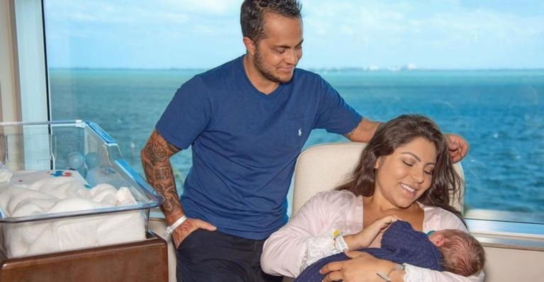 Thammy Miranda compra carrinho de bebê luxuoso para primeiro filho