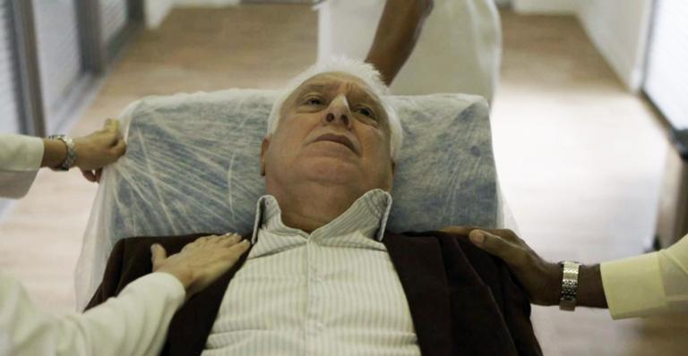Alberto (Antonio Fagundes) morrerá no último capítulo de 'Bom Sucesso'
