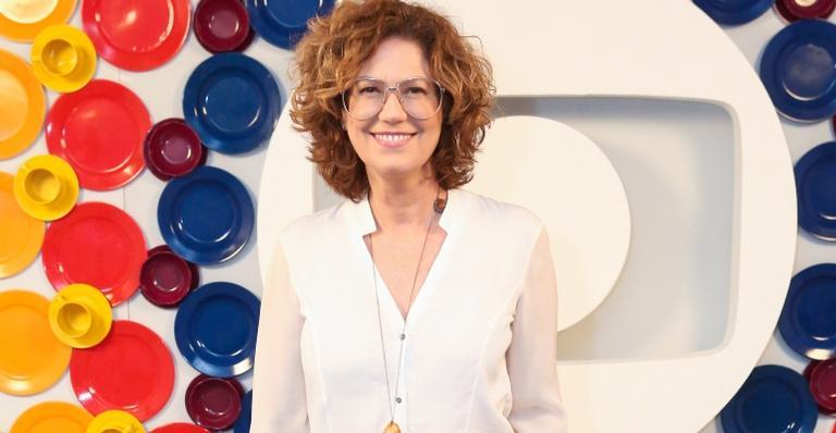 Patrícia Pillar está longe das novelas desde o fim de 'Onde Nascem os Fortes'