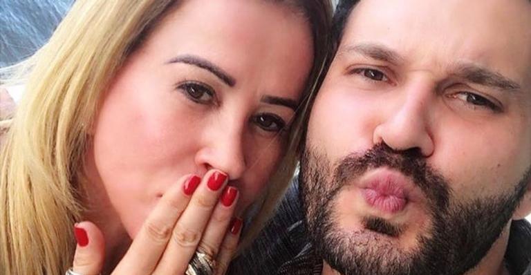 Zilu Camargo e o fotógrafo Marco Ruggiero terminaram o namoro de dois anos