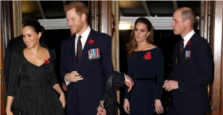 Harry e William tem relação abalada após renúncia