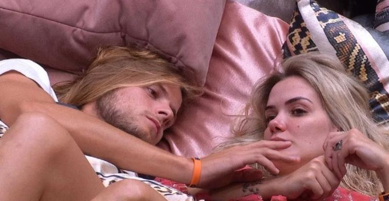 Daniel tentou ficar com Marcela na festa do último sábado (8)