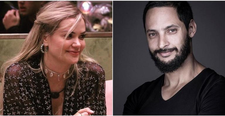 Ex-namorado de Marcela do 'BBB20' fala sobre a sister