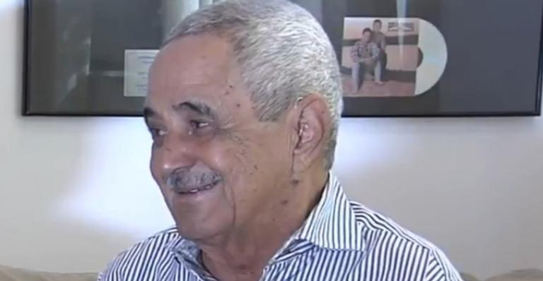 Pai de Zezé di Camargo e Luciano deixa unidade de saúde
