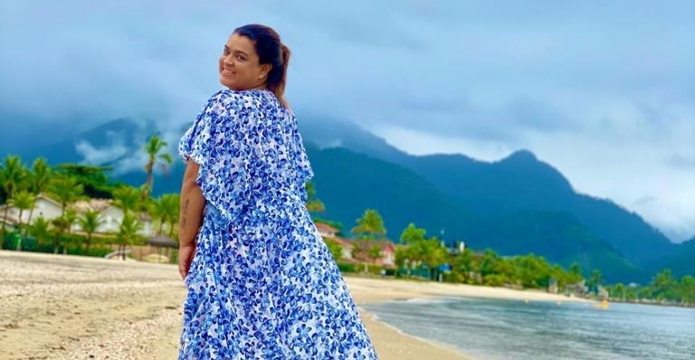 Preta Gil fala de amor próprio e aconselha outras mulheres a se aceitarem como são
