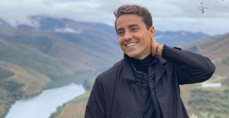 Ricardo Pereira interpretou Almeida em 'Éramos Seis'