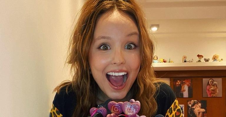 A atriz assinou contratos com a Netflix e Globo