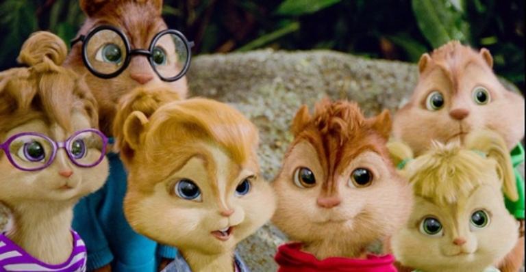 Sessão da Tarde exibe o filme 'Alvin e os Esquilos 3' nesta quarta (8)