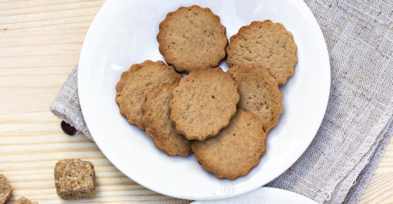 Receita de biscoitos de canela