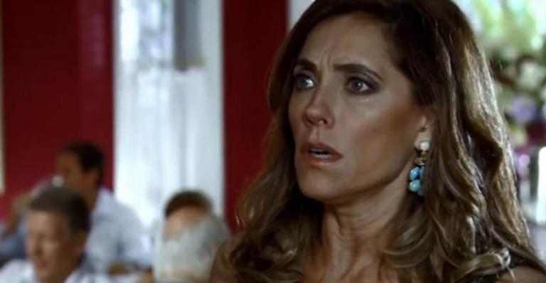 Tereza Cristina é a vilã da trama das 21h