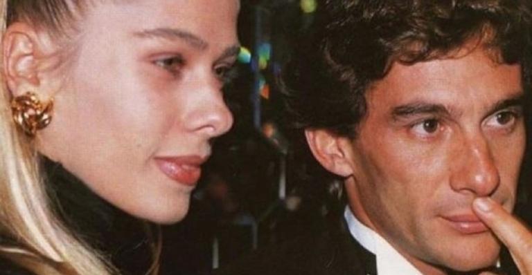 A apresentadora namorava com o competidor da F1 no ano em que ele faleceu