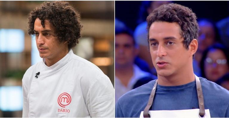 Dário Costa está na reprise do reality de culinária da Band