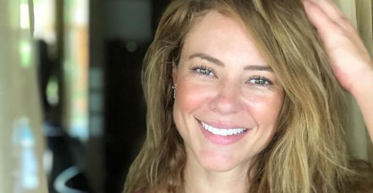 A atriz compartilhou um clique que acumulou mais de 90 mil curtidas