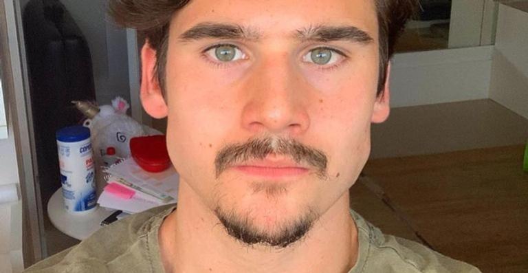O ator interpretou o filho do protagonista na novela de Dennis Carvalho