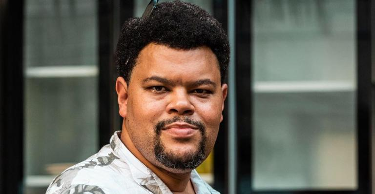 O ator fez uma reflexão sobre a importância de artistas negros