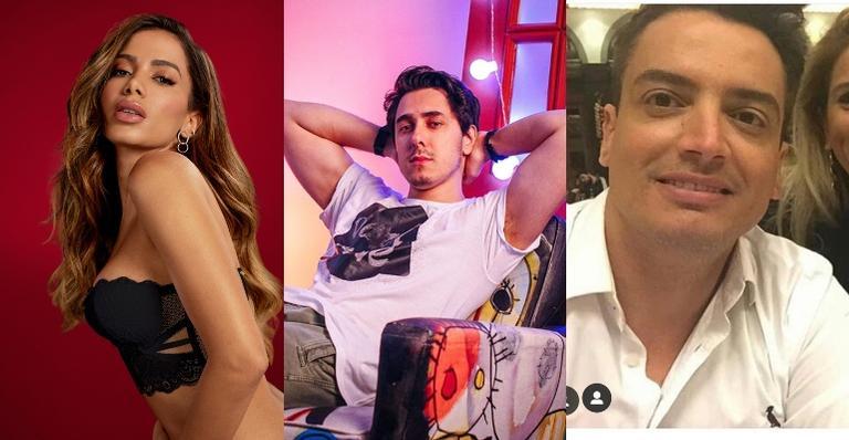 O youtuber assegurou que Leo Dias não se comporta como jornalista