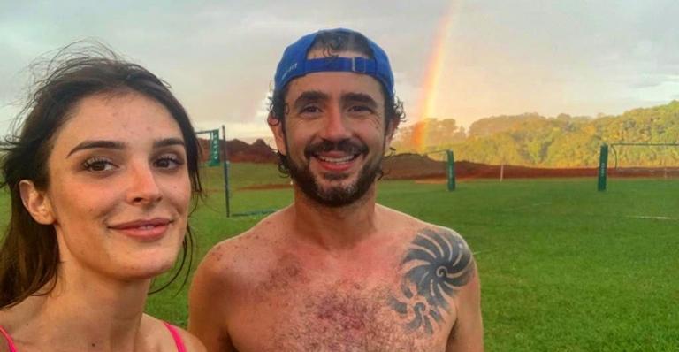 Rafa Brites faz linda declaração para o marido, Felipe Andreoli