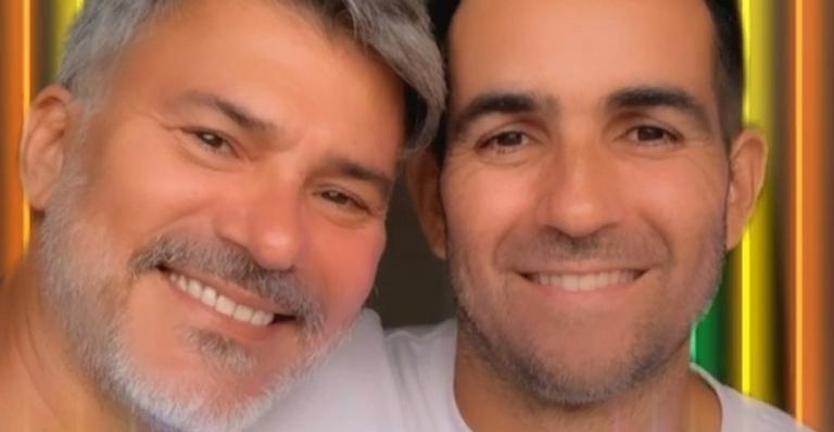 Artista recebeu uma declaração de Leandro Fonseca, seu companheiro