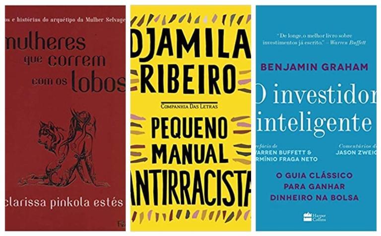 Listamos obras incríveis para você ler nesse mês