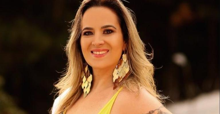 Suellen Nóbrega sofreu um grave acidente de moto em junho