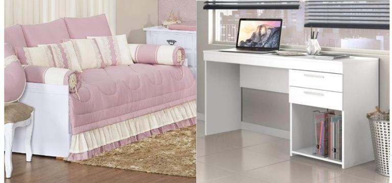 Selecionamos móveis para diferentes ambientes da sua casa