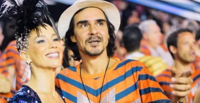 Atriz está casada com André Gonçalves desde 2016