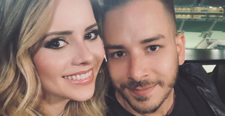 A dupla fez uma parceria com a GloboPlay para a transmissão