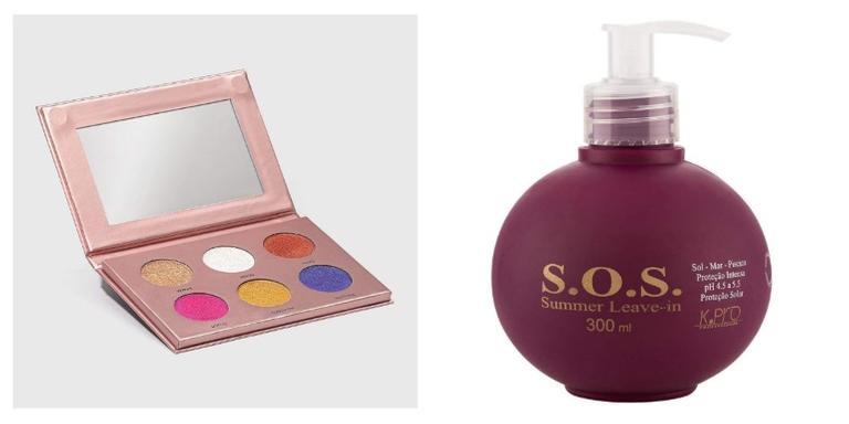 Separamos produtos de beleza que estão em oferta na Amazon