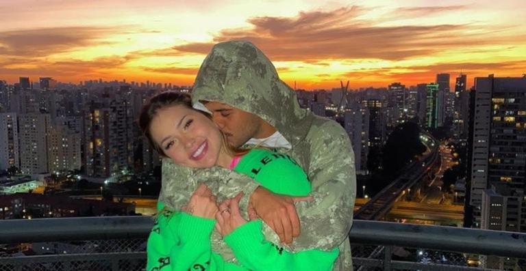 O relacionamento da dupla foi divulgado no começo do mês