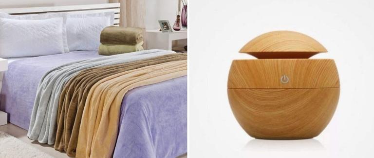 Listamos produtos que podem ajudar a melhorar a qualidade do seu sono
