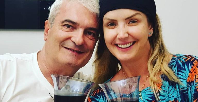 Rogério Gherbali estava casado com a apresentadora há 22 anos
