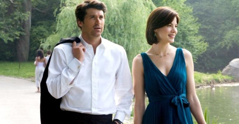 Comédia romântica é estrelada por Patrick Dempsey e Michelle Monaghan