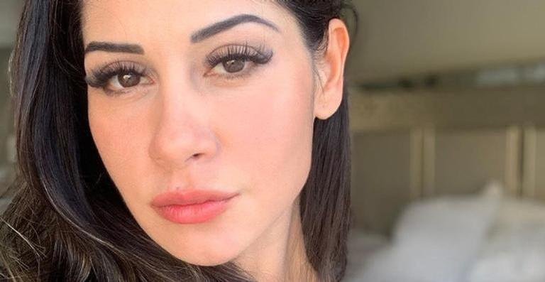 Mayra Cardi preparou uma bela surpresa para a babá da filha, Sophia