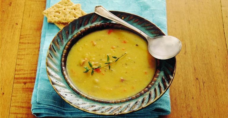 Confira estas dicas para preparar uma Sopa de Ervilha perfeita