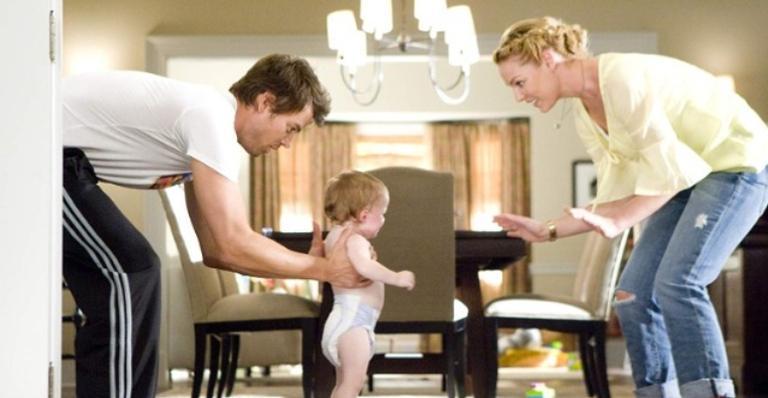Katherine Heigl, de 'Grey's Anatomy', estrela essa comédia romântica norte-americana