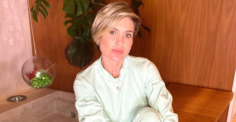 Atriz voltou às gravações da novela 'Salve-se Quem Puder', da TV Globo
