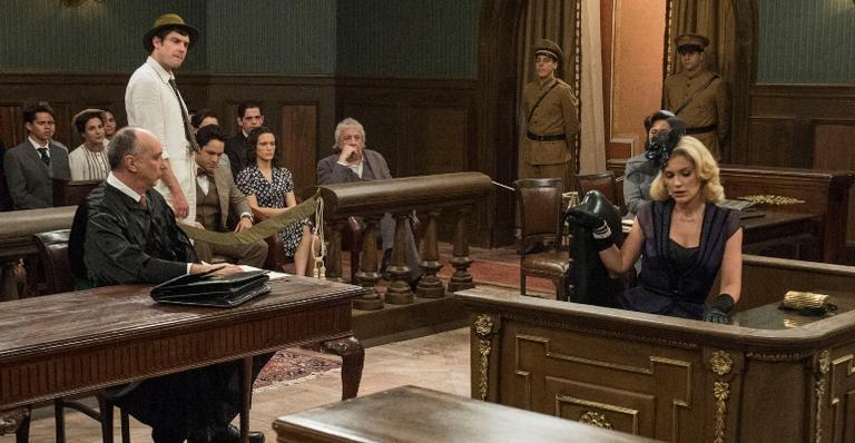 No tribunal, Araújo desistirá de mentir e ajudará a tia da loira